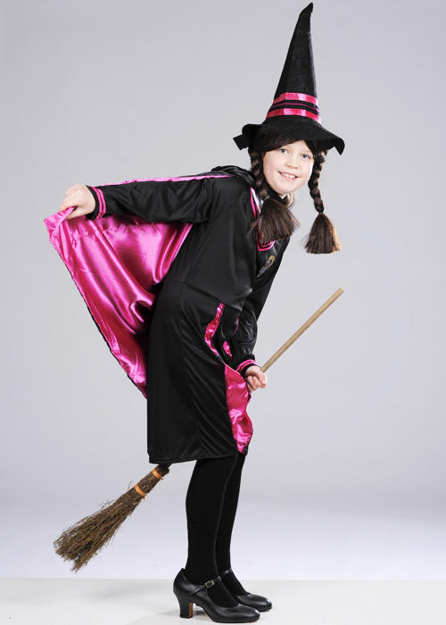 Kids The Worst Witch Style Witch Costume 21615 Nf