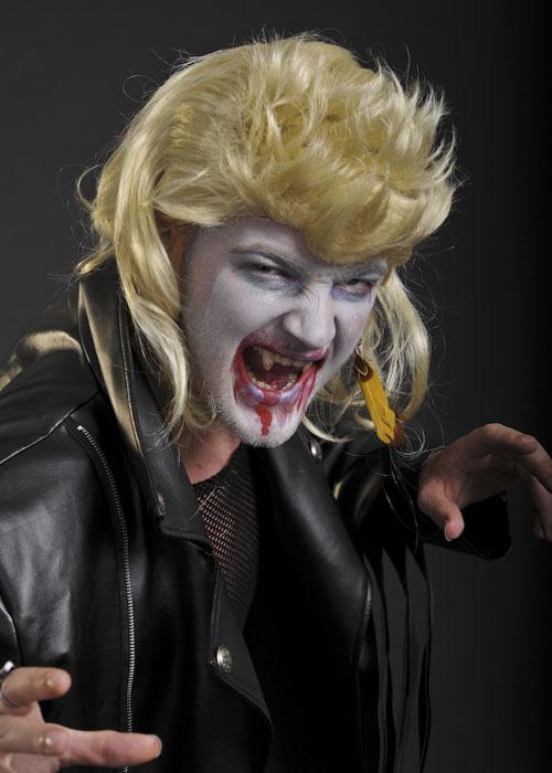 Blonde Vampire Wig 22
