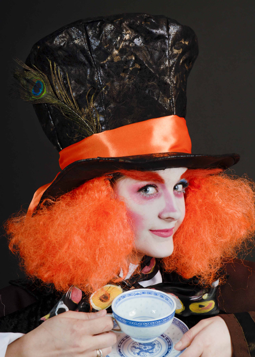 Alice In Wonderland Mad Hatter Style Eyebrow Kit 3114753927235 Ebay