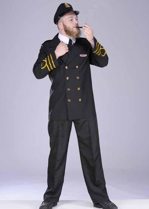 Sea Captain Uniform 12