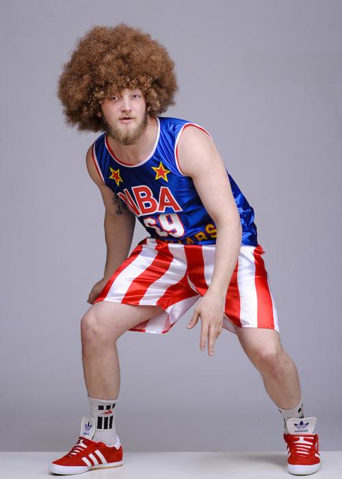Adult Basketball Player Costume Ebay