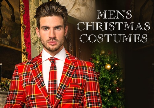 Men's Christmas Costumes