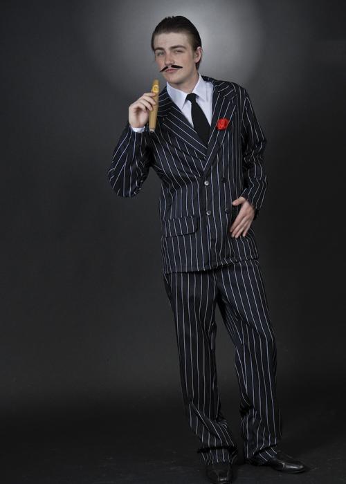 Adult Gomez Addams Halloween Costume | eBay
