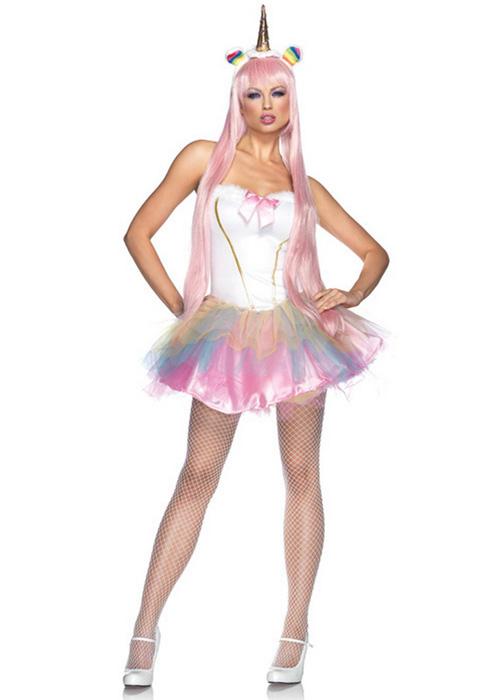 Ladies 80s My Little Pony Style Costume Ladies 80s My