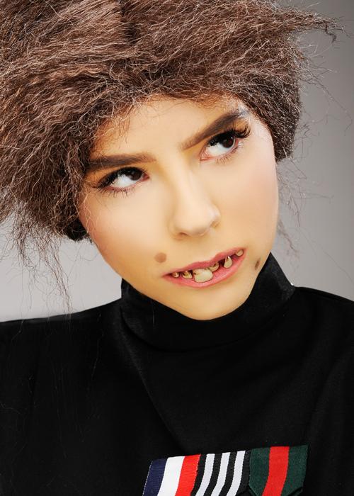 Nanny Mcphee Style Funny Fake Teeth