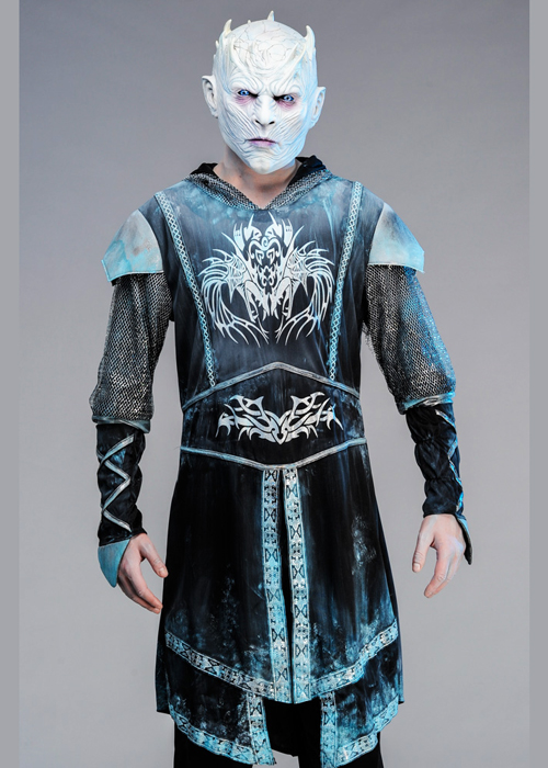 Adult Game of Thrones Night King Style Costume