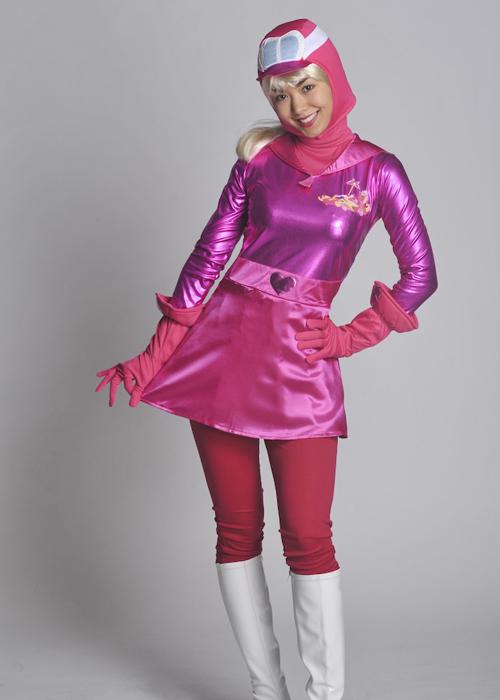 Wacky Races Penelope Pitstop Fancy Dress Costume [889749] - Struts ...