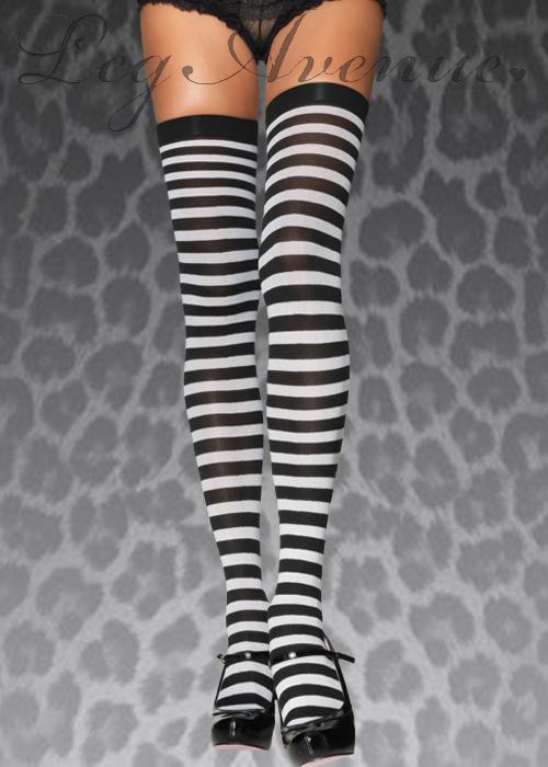 c30810167d6 plus-size-stripe-stockings-blk-wht-6005X.jpg