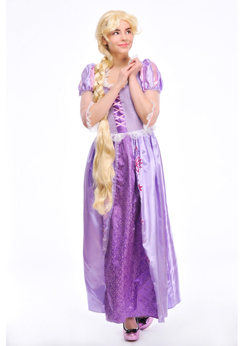Disney Tangled Costume For Adults Tinker Bell Run Costume Rapunzel
