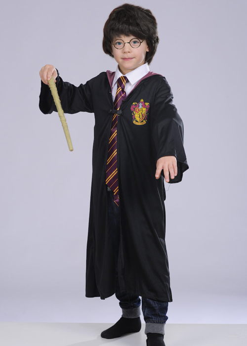 sc 1 st  Struts Fancy Dress & Childrens Harry Potter Style Costume With Wig