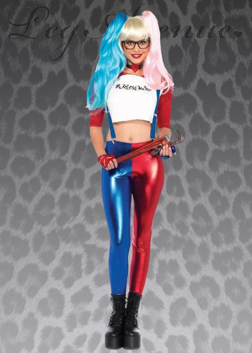 Leg Avenue Harley Misfit Hipster Costume & Leg Avenue Harley Misfit Hipster Costume | eBay