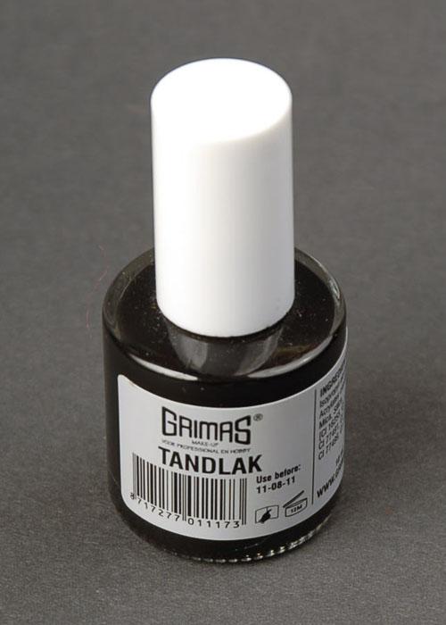 Grimas Black Tooth Enamel