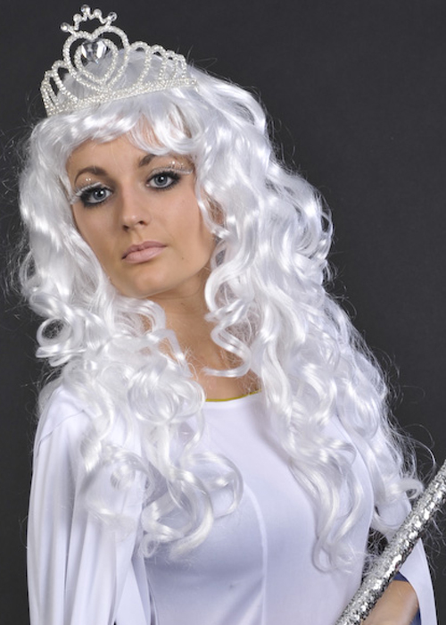 Narnia White Witch Wig 110  sc 1 st  Hair And Wigs & Narnia White Witch Wig - Hair And Wigs