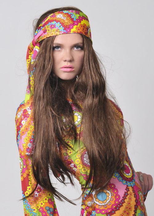 60s fashion women hippie