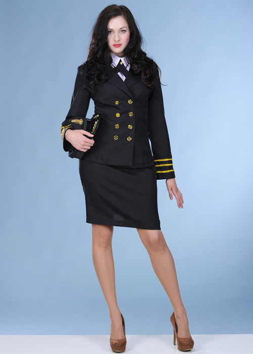 Luxury Navy Uniforms Navy Uniform Dresses For Women