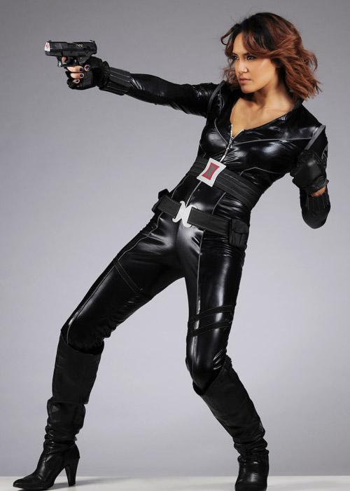 Adult Womens Black Widow Costume