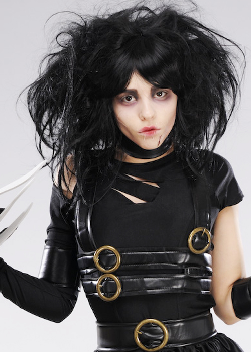 Womens Miss Edward Scissorhands Costume