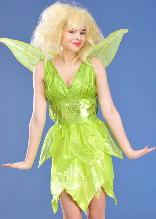 sc 1 st  Struts Fancy Dress & Adult Disney TinkerBell Fairy Costume