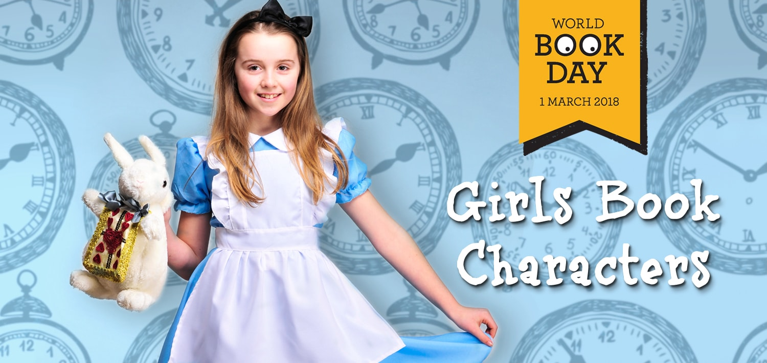 World Book Day Girls Costumes