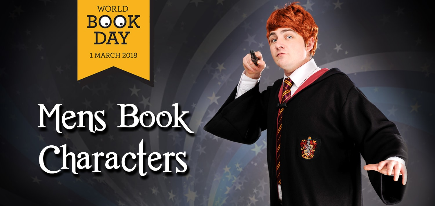 World Book Day Mens Costumes